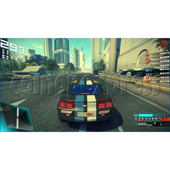 Crazy Speed 2 Arcade Machine 31004