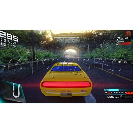 Crazy Speed 2 Arcade Machine 31005