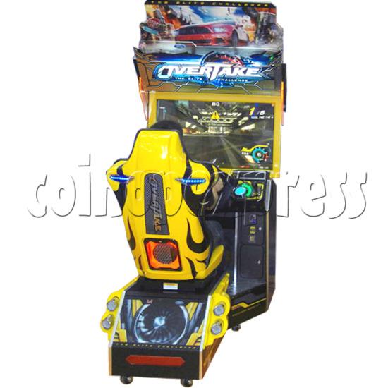 Overtake Arcade Driving Game 31037