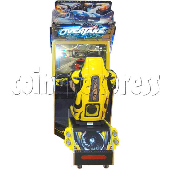Overtake Arcade Driving Game 31038