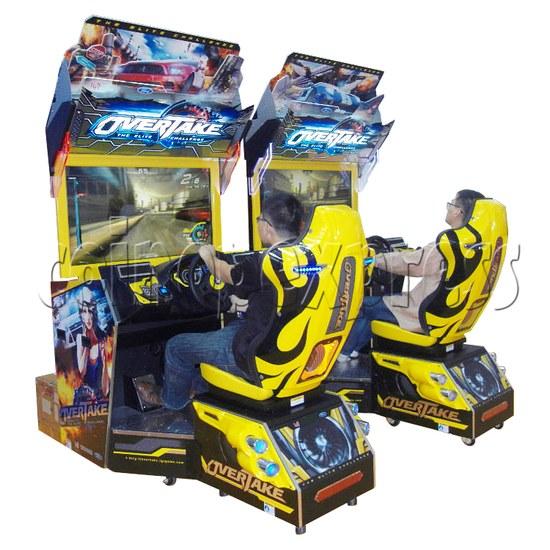 Overtake Arcade Driving Game 31039