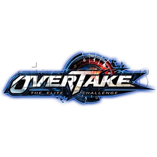 Overtake Arcade Driving Game 31040