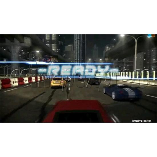 Overtake Arcade Driving Game 31052