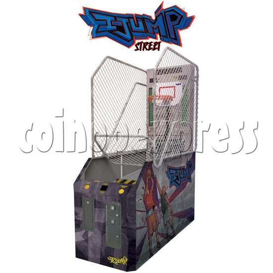 I-Jump Street Basketball Machine 31193