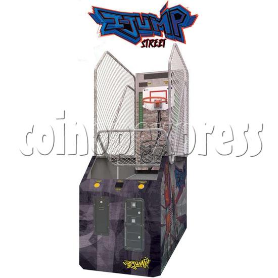 I-Jump Street Basketball Machine 31194