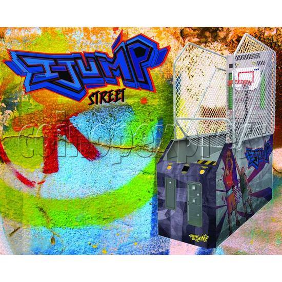 I-Jump Street Basketball Machine 31197