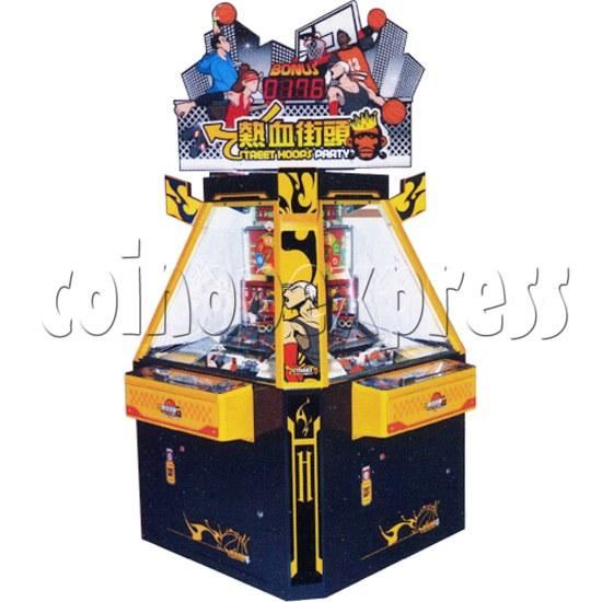 Street Hoops Party Redemption machine 31282