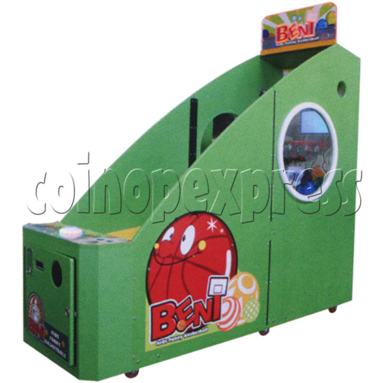 Beni Kids Funny Basketball machine 31288