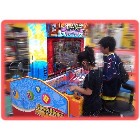 Bing Bing Pirate 2 Bingo Medal Game 31339