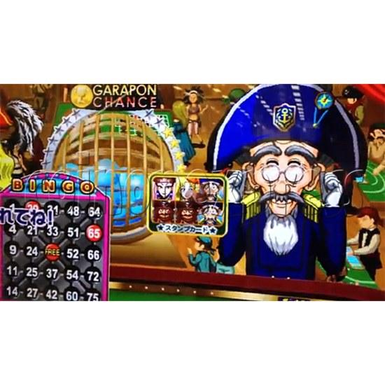 Bing Bing Pirate 2 Bingo Medal Game 31342