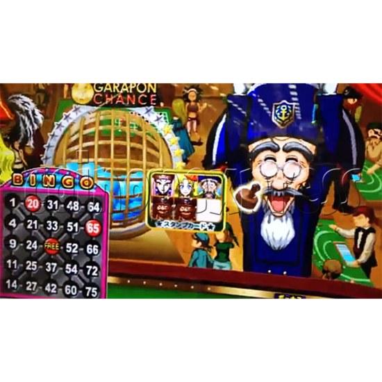 Bing Bing Pirate 2 Bingo Medal Game 31343