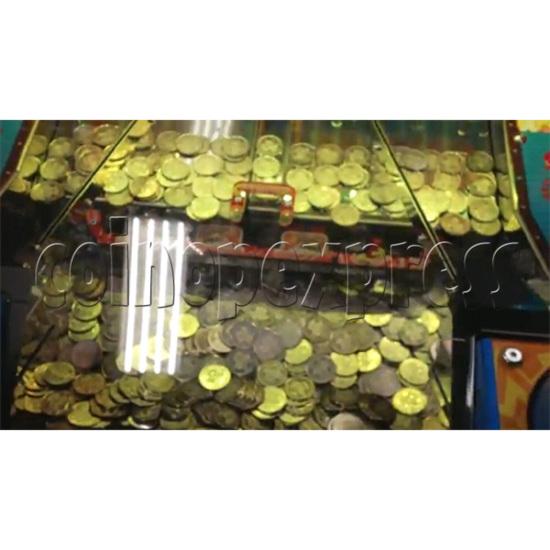 Bing Bing Pirate 2 Bingo Medal Game 31348