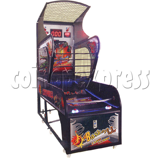 Extreme Folding Basketball Machine 31370