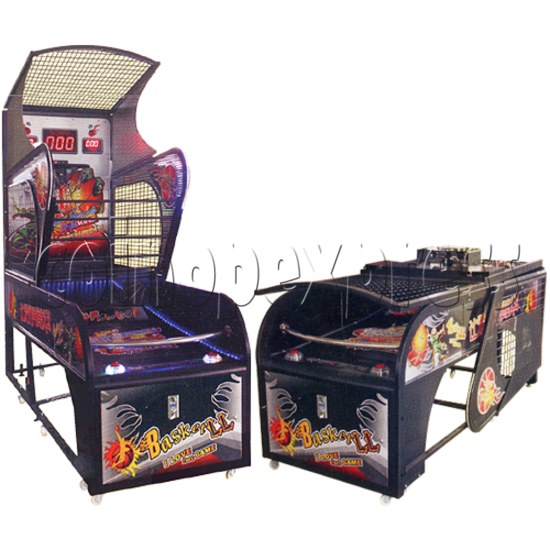 Extreme Folding Basketball Machine 31371