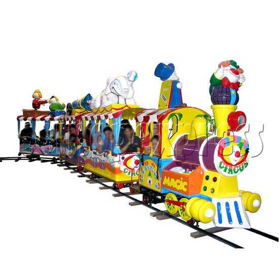 Circus Train (31 Players) 31461
