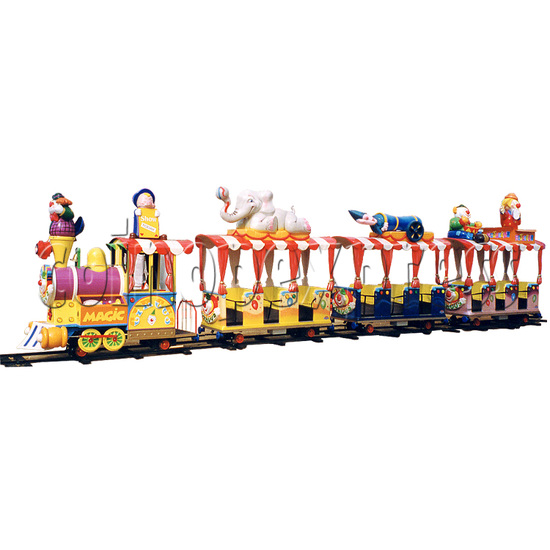 Circus Train (31 Players) 31462