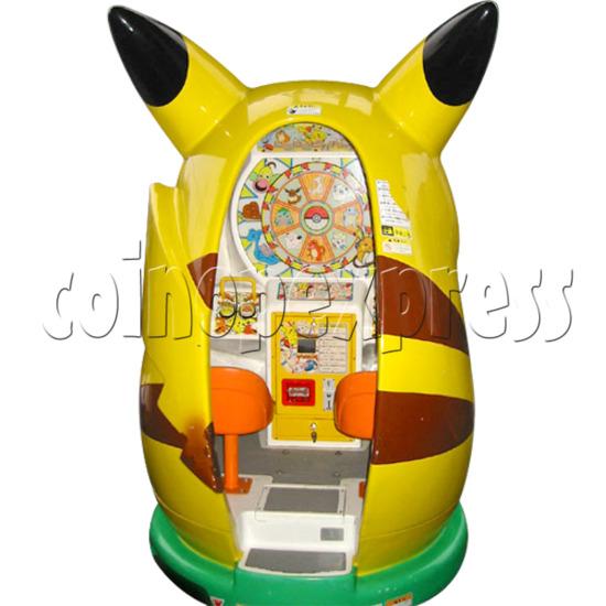 NIKO NIKO PIKACHU Japan Kiddie Rides 31576