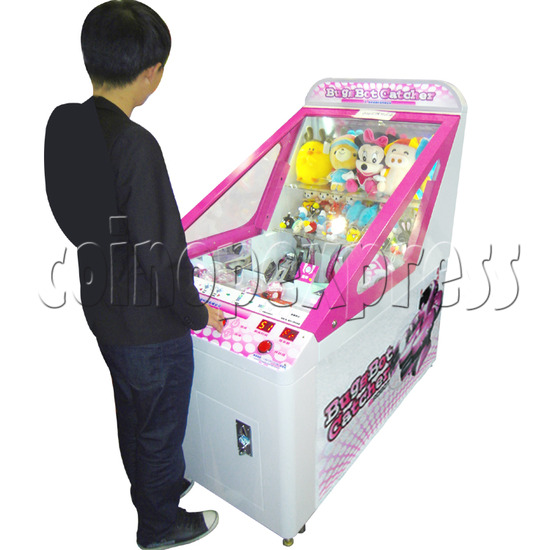 BugsBot Catcher Wireless prize machine 31588