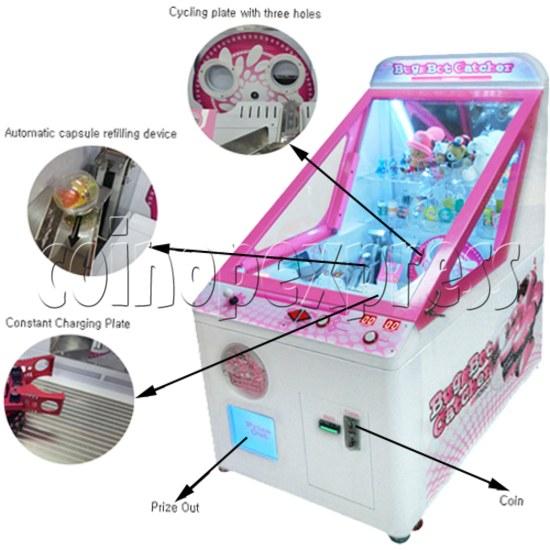 BugsBot Catcher Wireless prize machine 31589