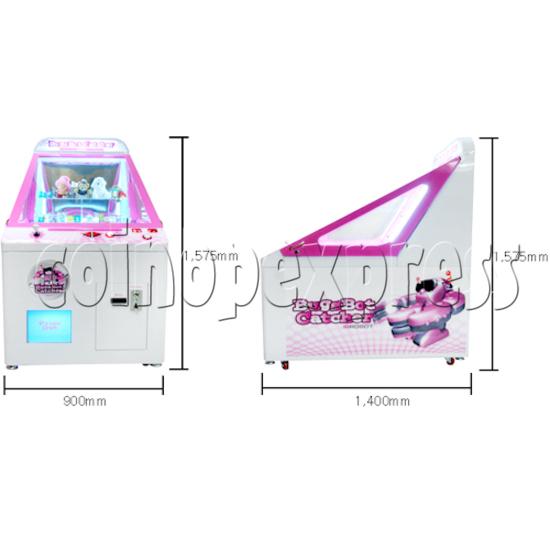 BugsBot Catcher Wireless prize machine 31591