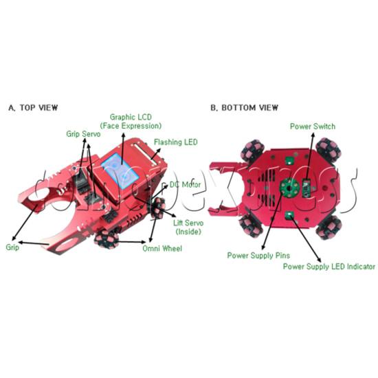 BugsBot Catcher Wireless prize machine 31592