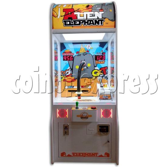 Alien Elephant Redemption Machine 31623