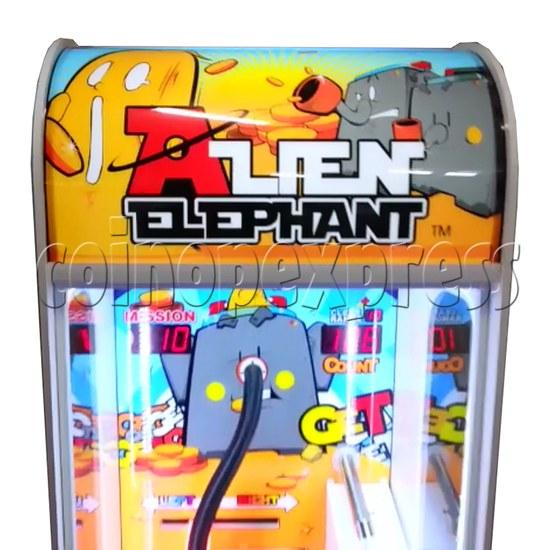 Alien Elephant Redemption Machine 31627
