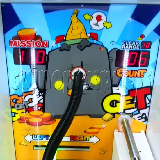 Alien Elephant Redemption Machine 31629