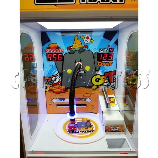 Alien Elephant Redemption Machine 31630