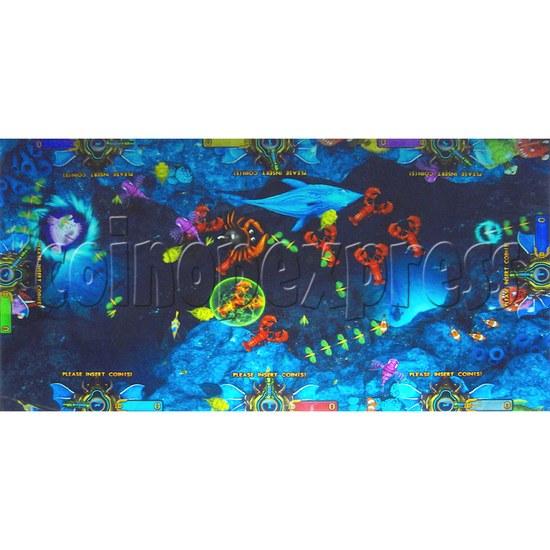 Ocean King Fish Hunter Medal Game (8 players) 31681