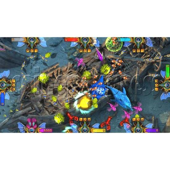 Ocean King Fish Hunter Medal Game (8 players) 31682