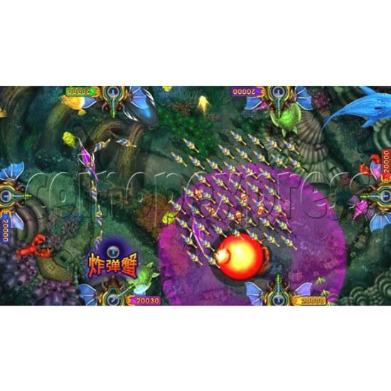Ocean King Fish Hunter Medal Game (8 players) 31683