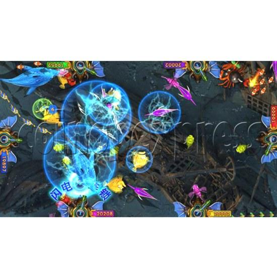 Ocean King Fish Hunter Medal Game (8 players) 31684