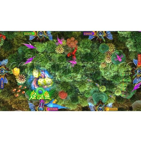 Ocean King Fish Hunter Medal Game (8 players) 31685