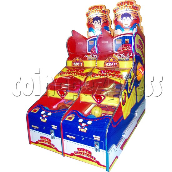 Super Shoe Basketball Machine for Kids 31692