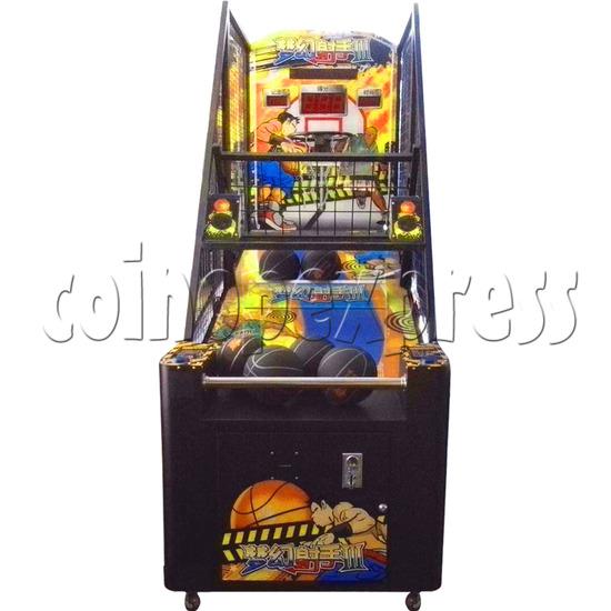 Dream shooter III Basketball (18 machines linkage mode) 31693