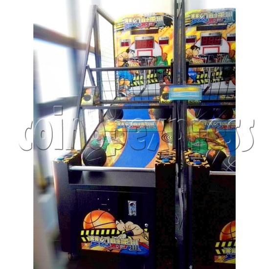 Dream shooter III Basketball (18 machines linkage mode) 31695