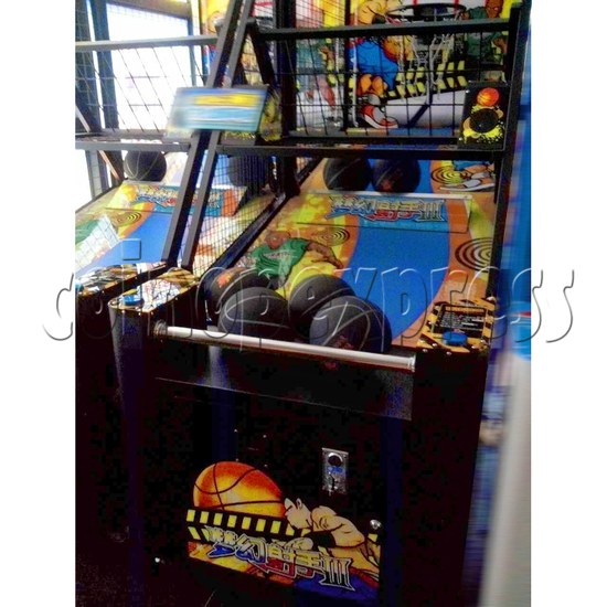 Dream shooter III Basketball (18 machines linkage mode) 31696