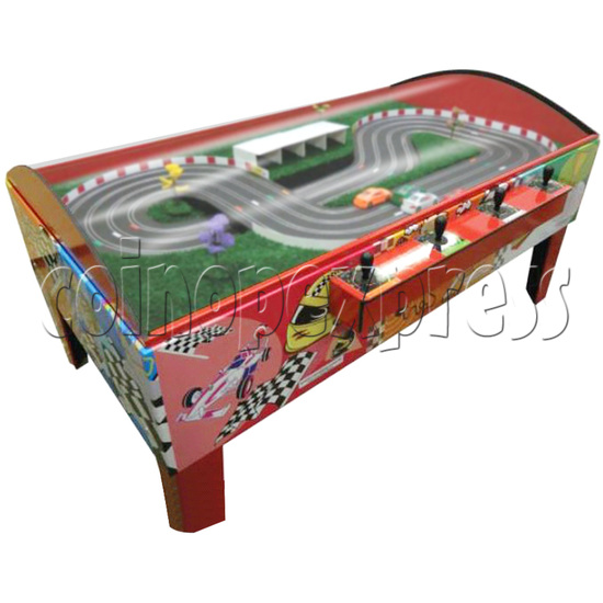 Table Slot Car Racing -Speed Fit ( 4 players) 31699