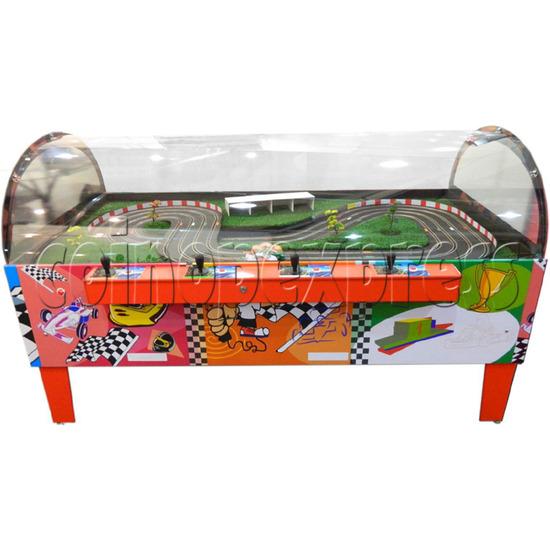 Table Slot Car Racing SD ( 4 players)   31715