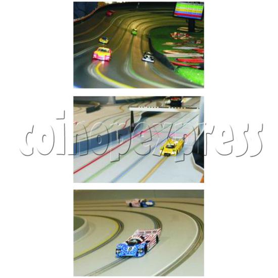 Table Slot Car Racing SD ( 4 players)   31716