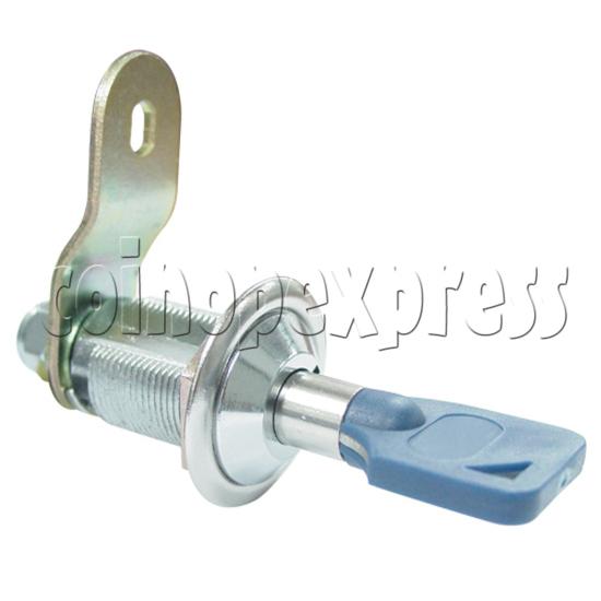 Circle Type Metal Door Lock With Key (28mm) 3172