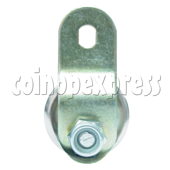 Circle Type Metal Door Lock With Key (28mm) 3174