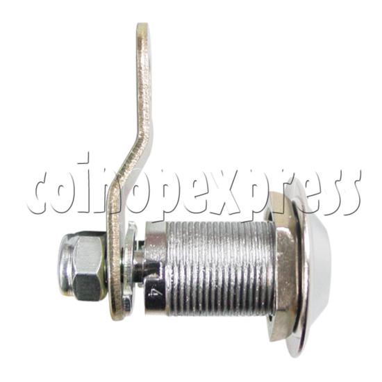 Circle Type Metal Door Lock With Key (28mm) 3178