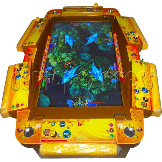 Ocean King 58 inch fish hunter machine - King of Treasure Fish Hunter Game 31818