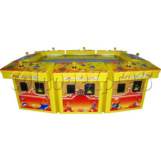 Ocean King fish hunter machine ( 8 players) - King of Treasure 31989