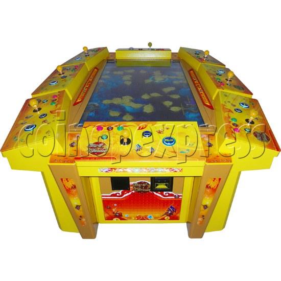 Ocean King fish hunter machine ( 8 players) - King of Treasure 31990