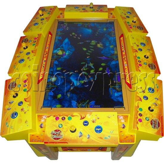 Ocean King fish hunter machine ( 8 players) - King of Treasure 31992