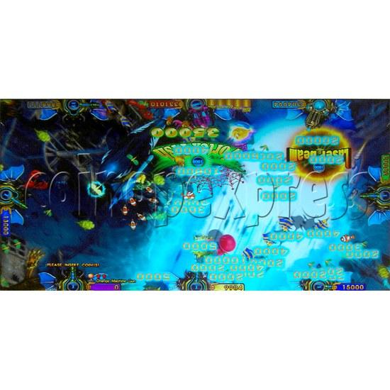Ocean King fish hunter machine ( 8 players) - King of Treasure 31996
