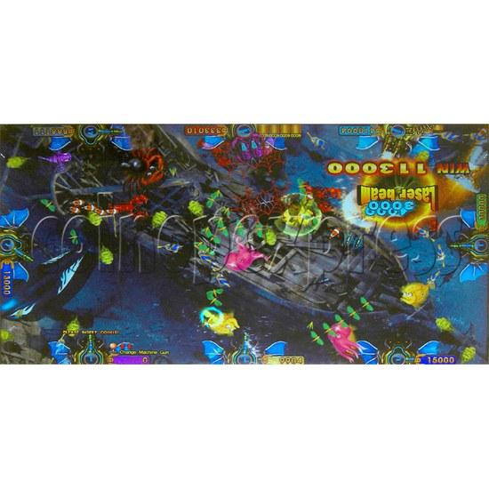 Ocean King fish hunter machine ( 8 players) - King of Treasure 31997